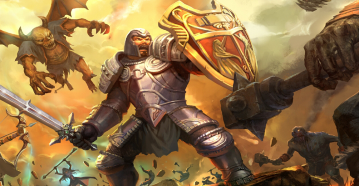 Игра KingsRoad появилась на планшетах iPad