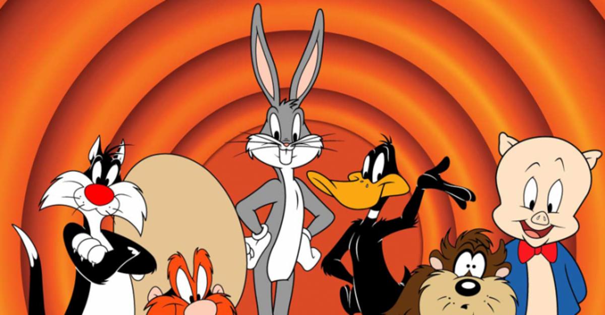 Animated looney tunes po pic