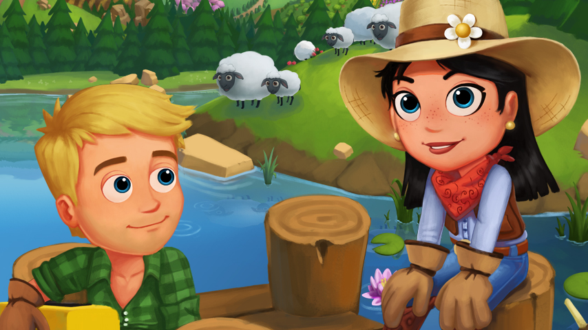 FarmVille 2 - Country Escape