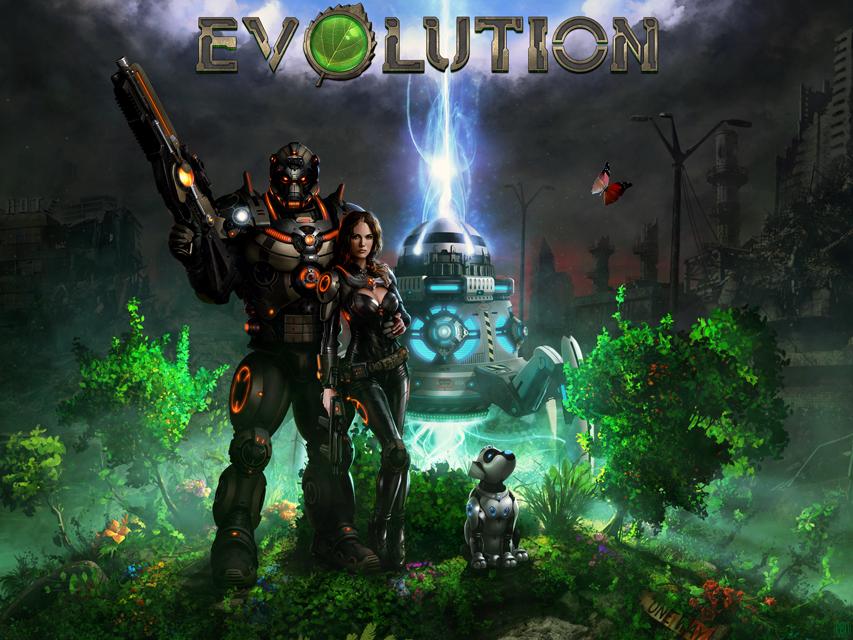 Evolution игра на андроид
