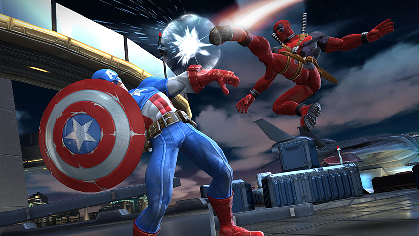 Marvel Conquest of Champions