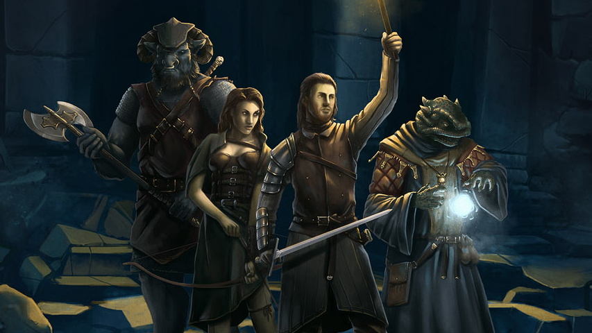 Legend of Grimrock появится на iOS