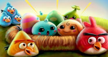 Птицы из Angry Birds появятся в Puzzle & Dragons