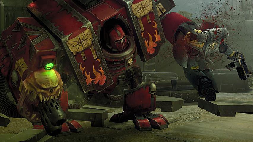 HeroCraft выпустила игру по вселенной Warhammer 40,000