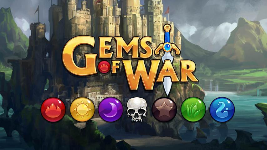 Авторы Puzzle Quest запустила новый match-3 проект
