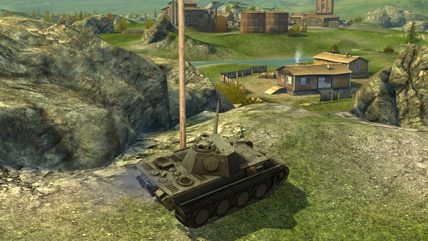 В World of Tanks Blitz играют больше 8,5 млн человек