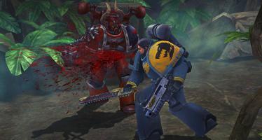 Разбор Warhammer 40000 Space Wolf