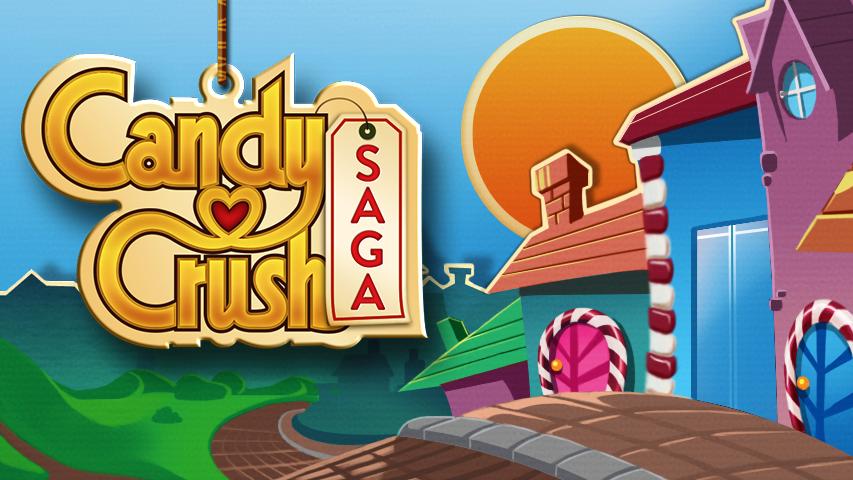 Candy Crush Saga заработала только $280 млн в третьем квартале