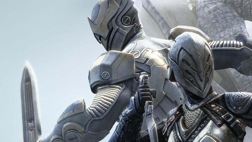 Tencent издаст Infinity Blade на Xbox One