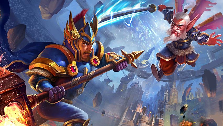 Heroes Charge стал самой кассовой Android-игрой в Китае