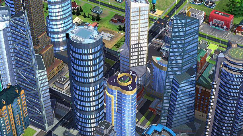 Инфографика - загрузки SimCity BuildIt за три недели составили 15,5 млн