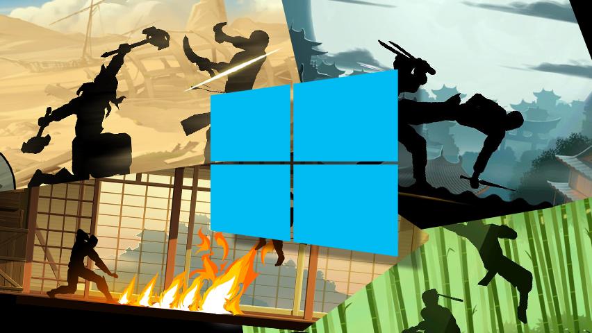 Nekki - Shadow Fight 2 на Windows Phone зарабатывает $1500 - $1700 в день
