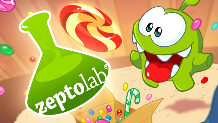 ZeptoLab становится издателем