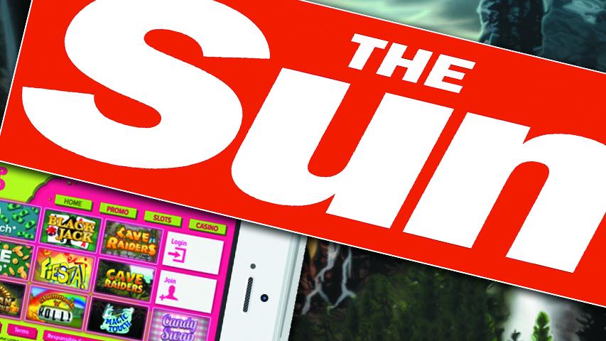 Бульварная газета The Sun взялась за разработку мобильных игр