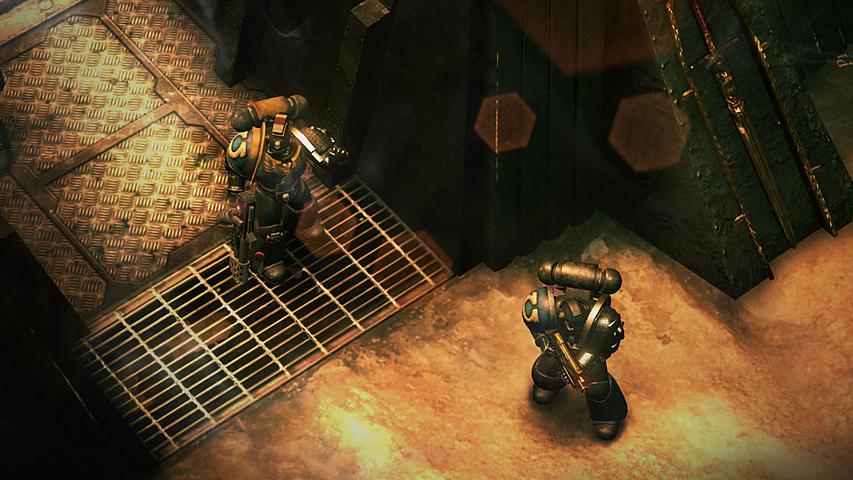 Авторы Hunters делают пошаговую тактику в мире Warhammer 40 тысяч на движке Unreal Engine 4