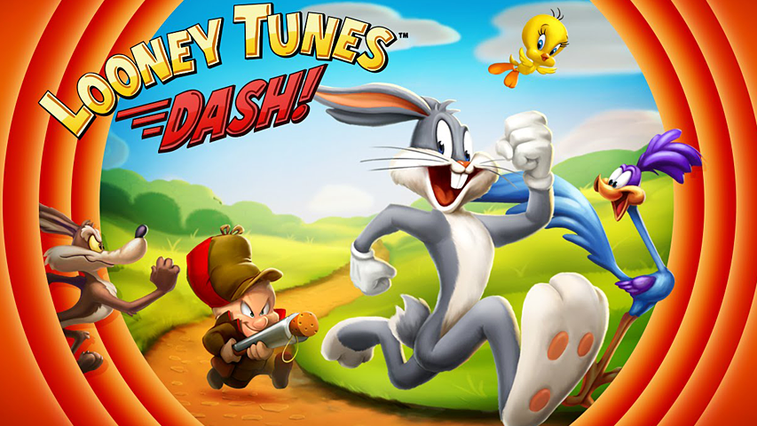Добрый и злой полицейский - Looney Tunes Dash!