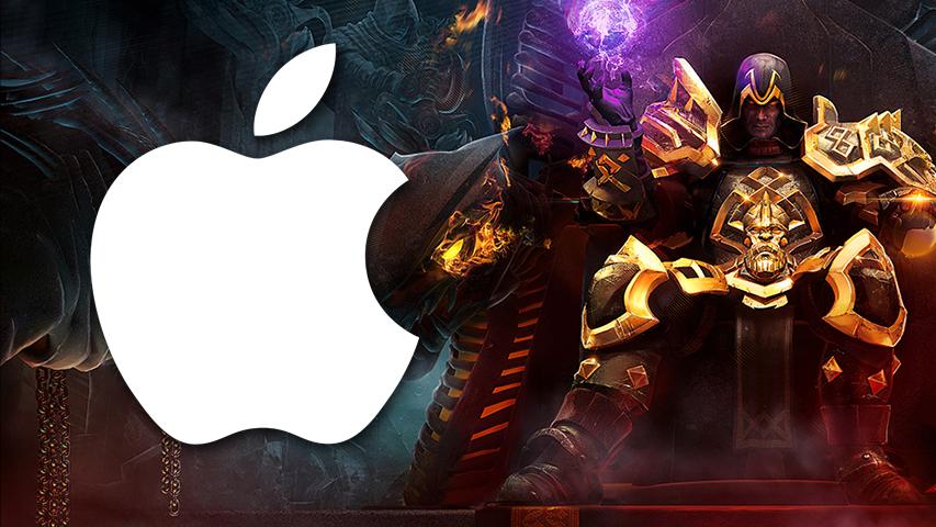 """Apple и возможность отклонения приложения в связи с рекламой, упоминающей не """"яблочные"""" платформы"""