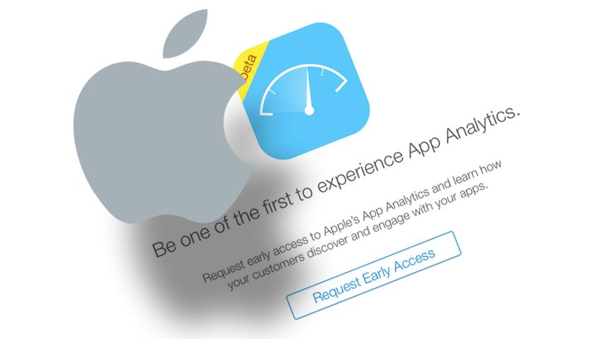 Apple запустила в режиме раннего доступа App Analytics