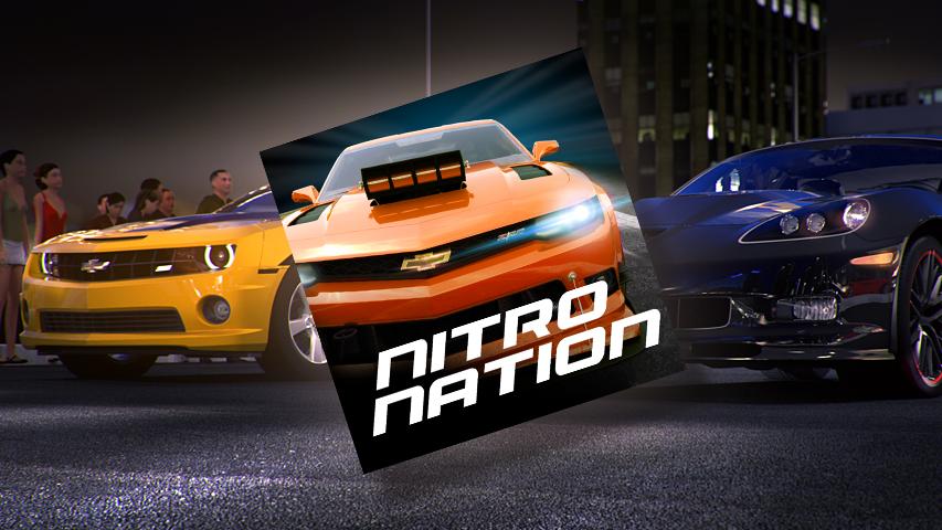 Интервью - Creative Mobile опубликовала iOS-версию Nitro Nation Online