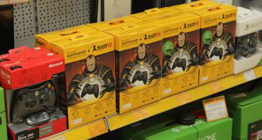 Интервью - Microsoft продает Xbox-контроллеры под франшизой Shadow Fight