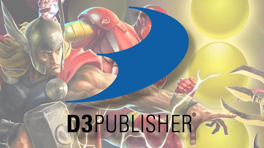 Мобильный издатель Marvel Puzzle Quest осуществил ребрендинг