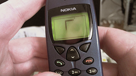 Nokia 6110 Snake