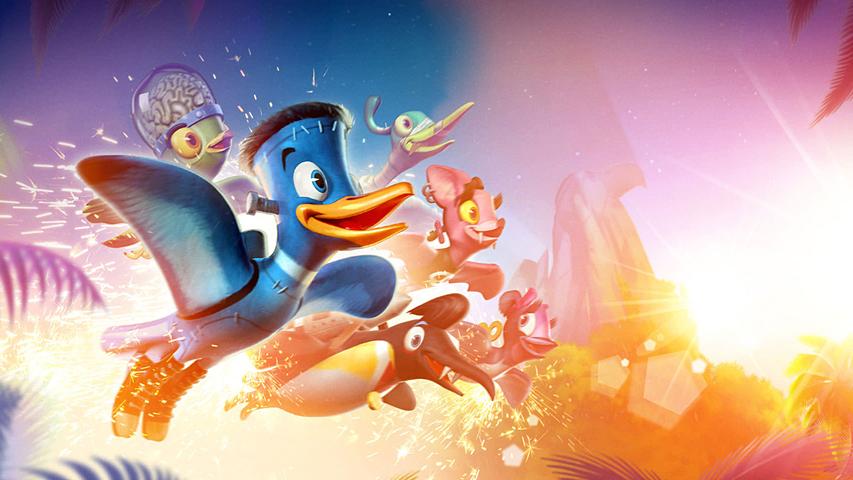 Oddwings Escape собрала 1 млн загрузок за 6 дней