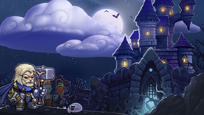 Появились первые детали о новой части Dungelot