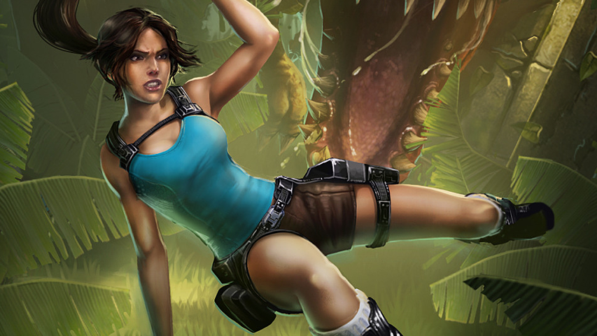 Square Enix выпустила раннер Lara Croft Relic Run