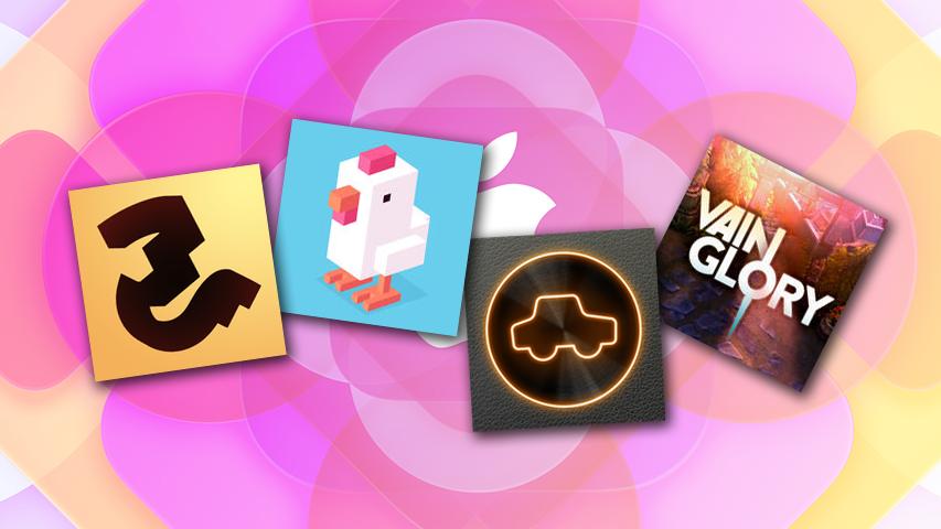 Apple Design Awards 2015 получили четыре игры