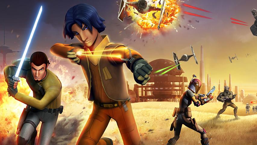 Авторы Star Wars Rebels - Recon Missions стали издателями