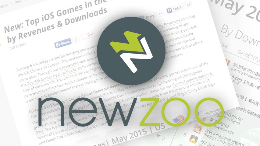 Майские игровые iOS-лидеры по доходам и загрузкам по версии Newzoo