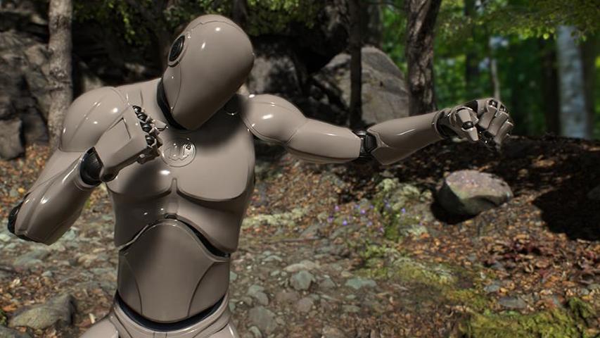 Unreal Engine обновился до четрые-восемь