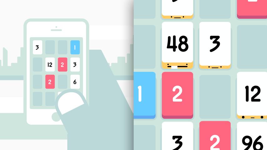 Релиз бесплатной версии Threes удвоил заработки игры