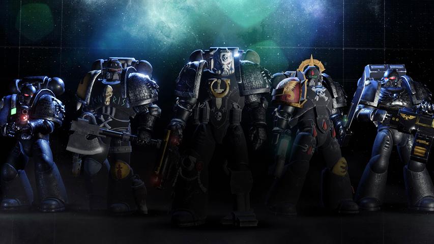 Релиз дня - Warhammer 40,000 - Deathwatch - Tyranid Invasion