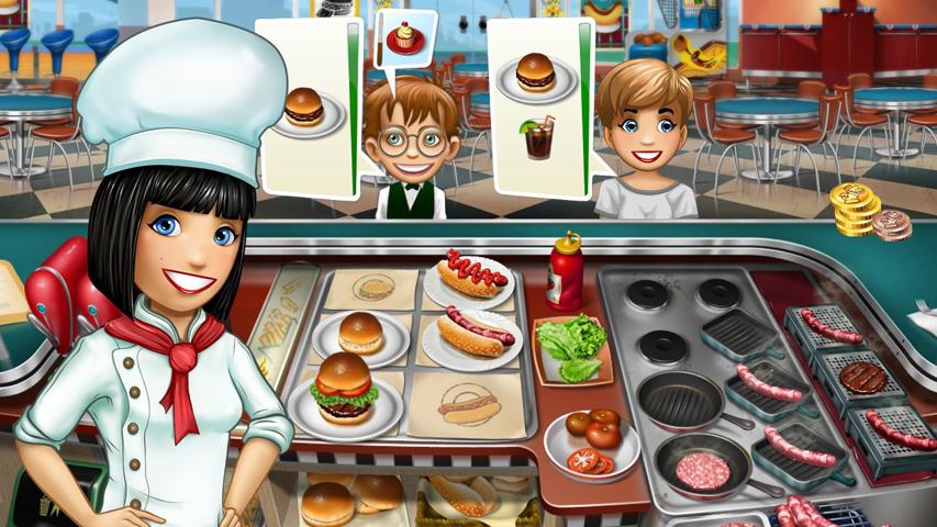 Cooking fever 50 app2top for Como se cocina el seitan