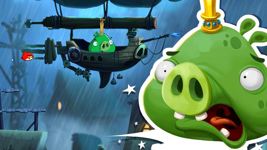 Angry Birds 2 за четыре дня скачали 10 млн раз