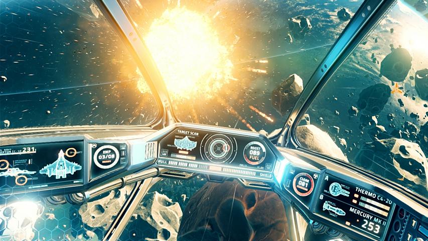 Авторы Galaxy on Fire запустили кампанию на Kickstarter для PC-проекта