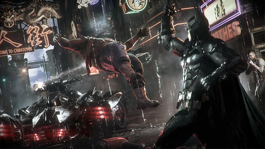 Доходы с игр Warner Bros утроились за год