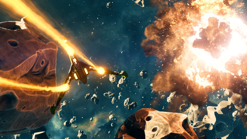 Две причины, почему автор Galaxy on Fire взялся за PC-проект