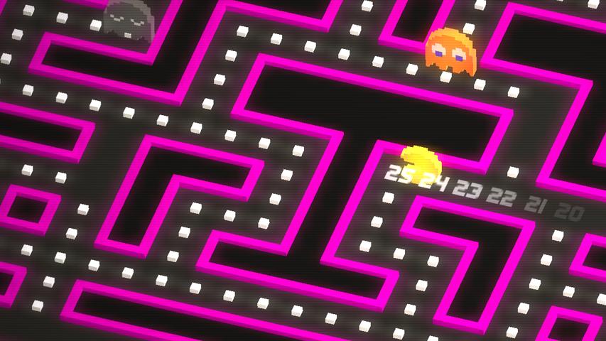 Hipster Whale - Pac-Man 256 не похож на Crossy Road