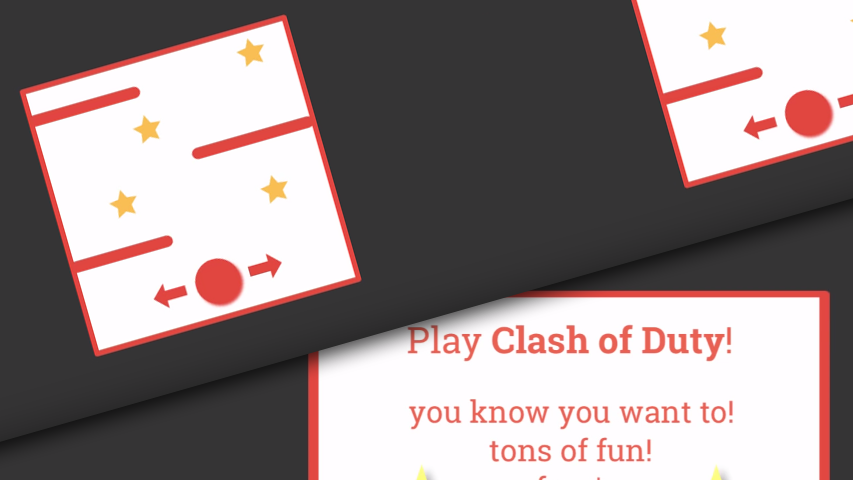 Как создать мобильную игру (обучающие 60-секундное видео)
