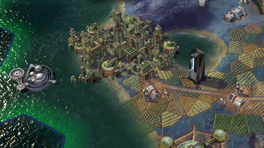 Продажи серии Sid Meier's Civilization составили 10 млн за год