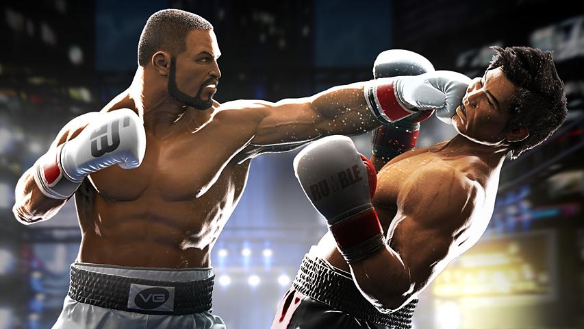 Vivid Games анонсировала Real Boxing 2