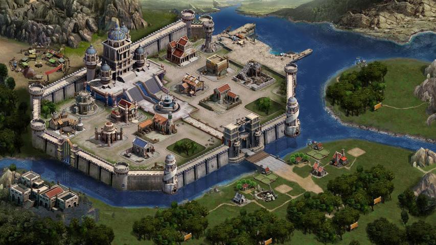 Игру Clash of Kings скачали 65 млн раз