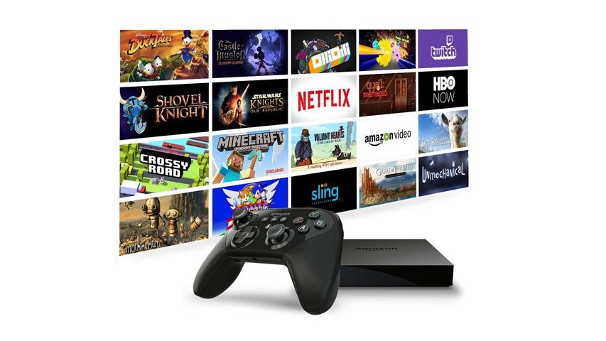 Amazon анонсировала игровую комплектацию Fire TV