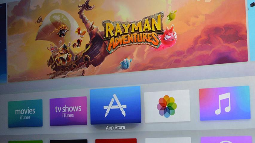 Apple TV четвертого поколения будет игровой консолью