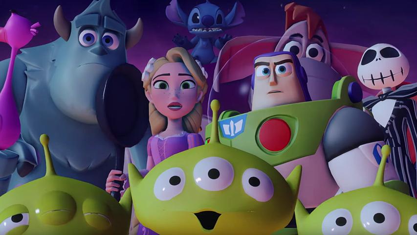 Disney Infinity для Apple TV будет распространятся как ритейловый продукт