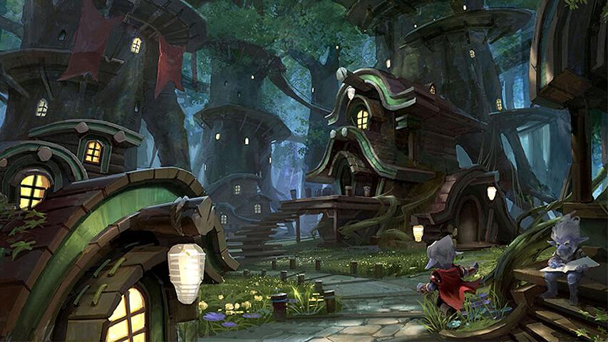 Gameloft поделилась новым роликом Order & Chaos 2 Redemption