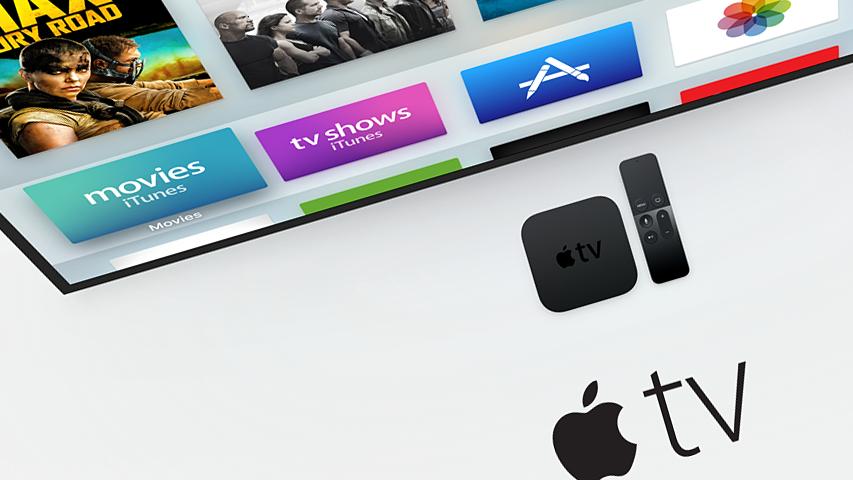 Игры для Apple TV потребуют поддержки пульта